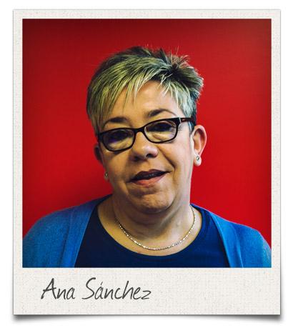 Ana Sánchez, secretaria de Mujer y Estudios de FSC-CCOO