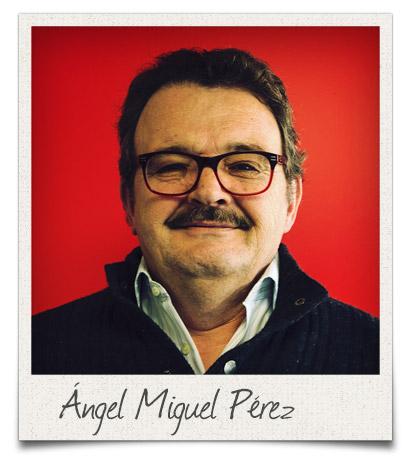 Ángel Miguel Pérez, secretario de Finanzas de FSC-CCOO