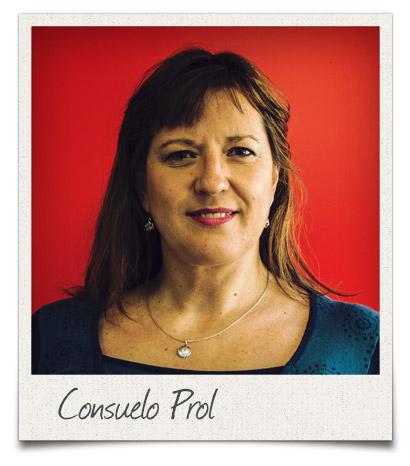 Consuelo Prol, secretaria de Administración y Servicios de FSC-CCOO