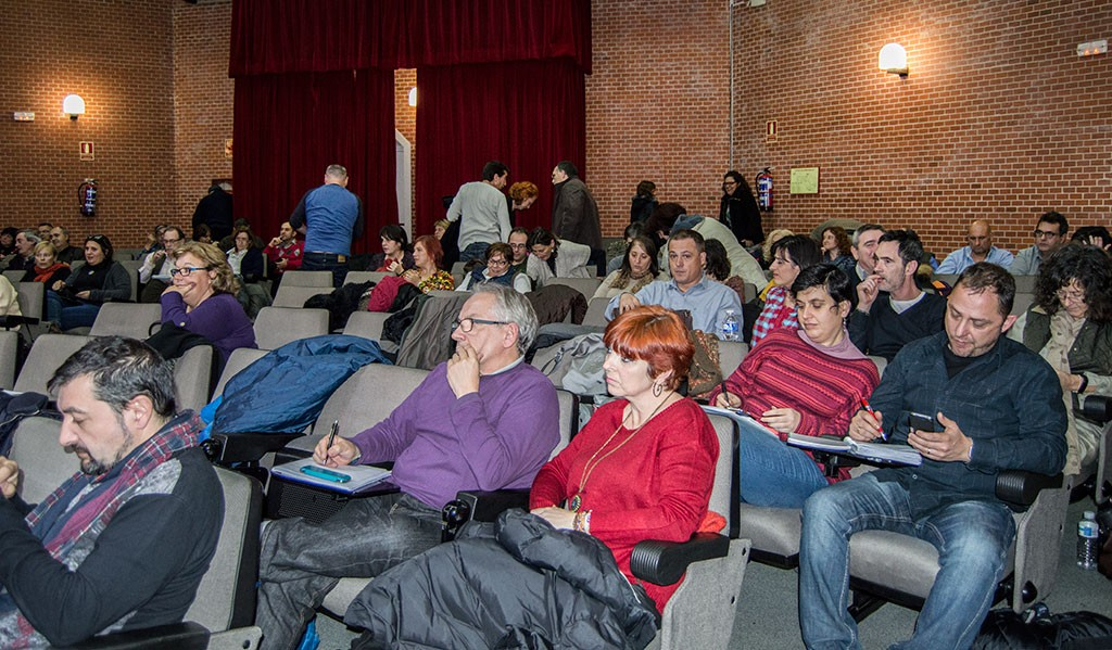 Consejo federal de FSC-CCOO. Madrid, 14 y 15.01.15. Archivo FSC-CCOO