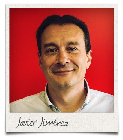 Javier Jiménez, secretario general de FSC-CCOO