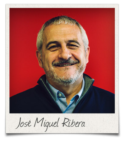 José Miguel Ribera, secretario de Organización de FSC-CCOO