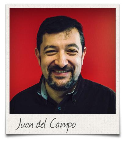 Juan del Campo, secretario de Política Sectorial de FSC-CCOO