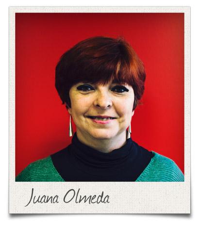 Juana Olmeda, secretaria de Formación de FSC-CCOO