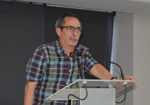 Ramón Górriz, secretario de Acción Sindical de CCOO. Archivo FSC-CCOO